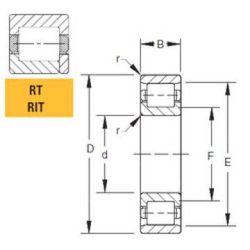 Bantalan 155RIT640 Timken