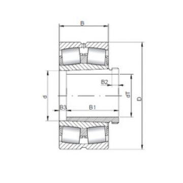 Bantalan 239/670 KCW33+AH39/670 ISO