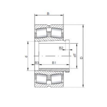 Bantalan 239/710 KCW33+AH39/710 ISO