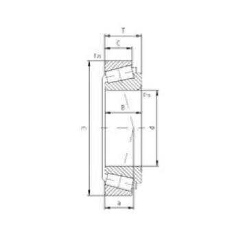 Bantalan PLC67-6 ZVL