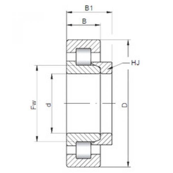 Bantalan NH2232 ISO #1 image