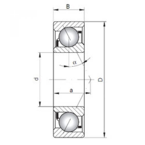 Bantalan 7210 C ISO #1 image
